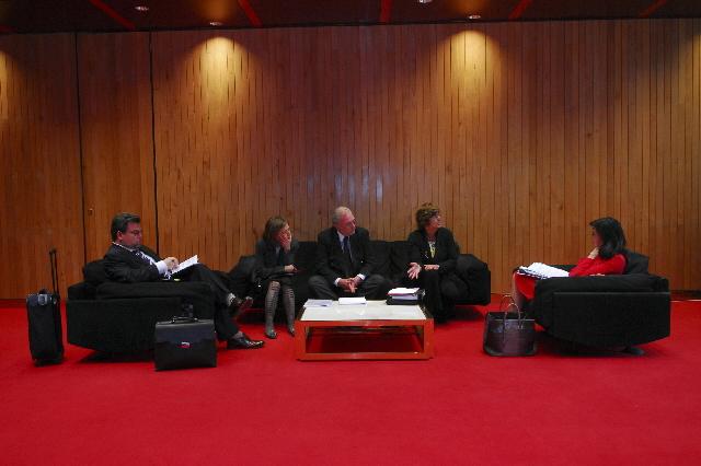 Visit of Meglena Kuneva, Member of the EC, to Lisbon