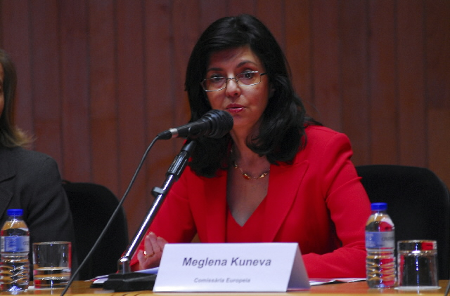 Visit of Meglena Kuneva, Member of the EC, to Lisbon