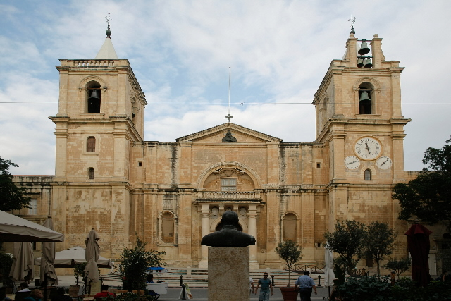 The capitals of the EU: Valletta