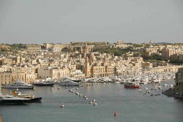 The capitals of the EU: Valletta