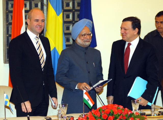 EU/India Summit, 06/11/2009