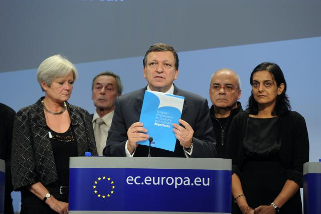 Manifesto of the Ambassadors for the European Year of Creativity and Innovation in Europe