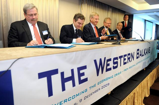 Launch of the Western Balkans Investment Framework