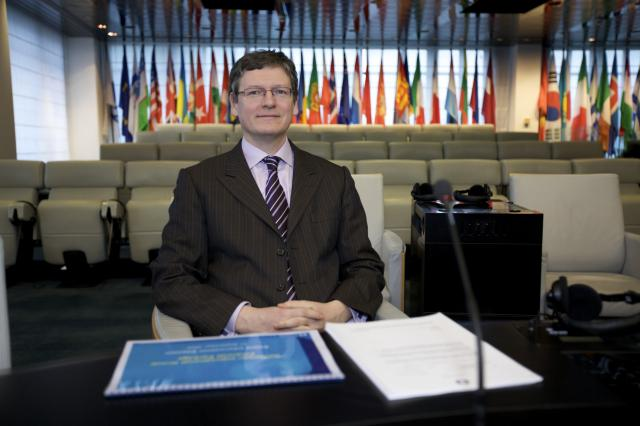 László Andor, Member designate of the EC