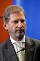 Hearing of Johannes Hahn, Member designate of the EC, at the EP