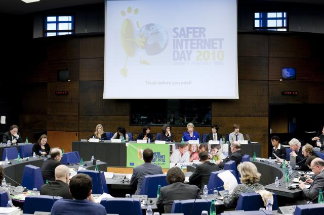 Speech of Viviane Reding, Vice-President of the EC, on the occasion of the Safer Internet Day