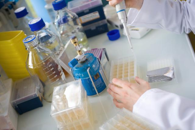 Research and development in biotechnology