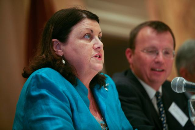 Visit of Máire Geoghegan-Quinn, Member of the EC, to the United States