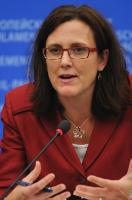 Press conference by Cecilia Malmström, Member of the EC, on the EU external strategy on Passenger Name Record