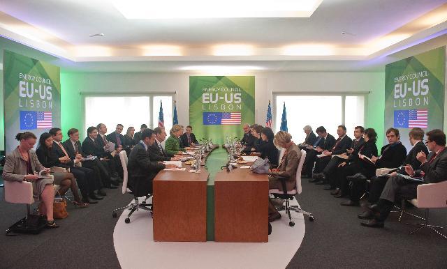 EU/US Energy Council, 19/11/2010
