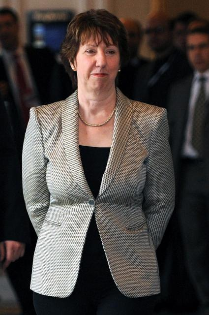 Visit of Catherine Ashton, Vice-President of the EC, to Istanbul