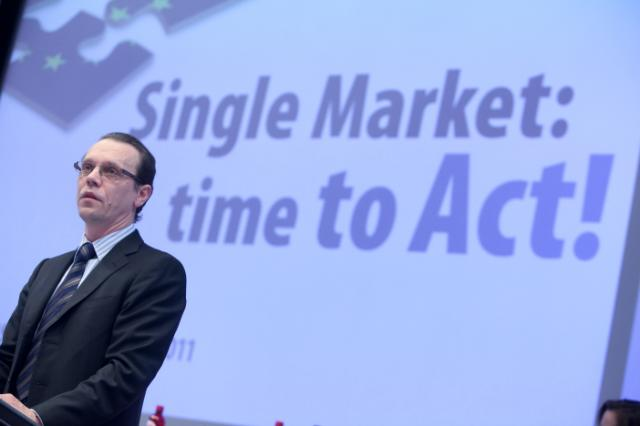 Single Market: Time to act! conference