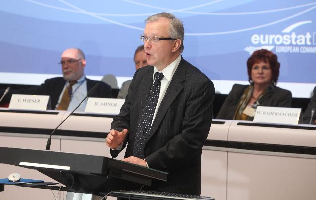 Participation of José Manuel Barroso, President of the EC, and Janez Potočnik, Member of the EC, at the Eurostat annual conference