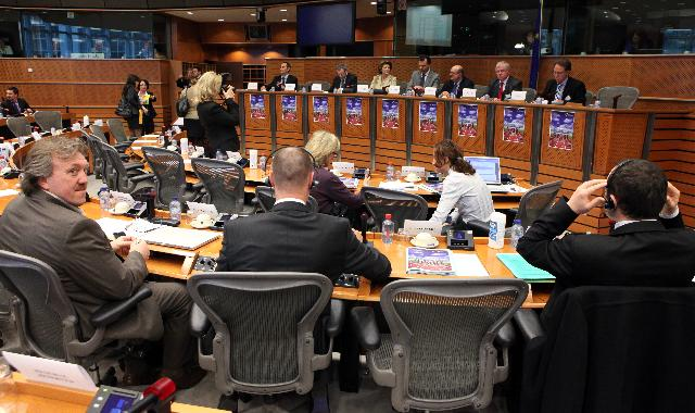 Participation of Androulla Vassiliou, Member of the EC, at the EPP Group hearing on sport