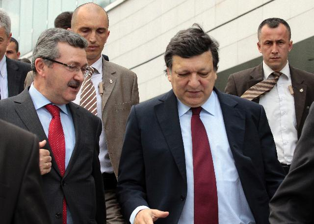 Visit of José Manuel Barroso, President of the EC, to Bosnia and Herzegovina
