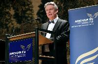 Presentation of the Transatlantic Business Award to Karel De Gucht, Member of the EC
