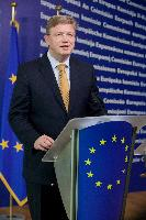 Press conference by Štefan Füle, Member of the EC, on the arrest of Ratko Mladić, Former Chief of Staff of the Bosnian Serb Army