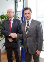 Visit of Božidar Đelić, Serbian Deputy Prime Minister for EU Integration and Minister for Science and Technological Development, to the EC