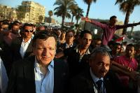 Visit of José Manuel Barroso, President of the EC, to Egypt