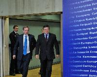 Visit of Enda Kenny, Irish Prime Minister, to the EC