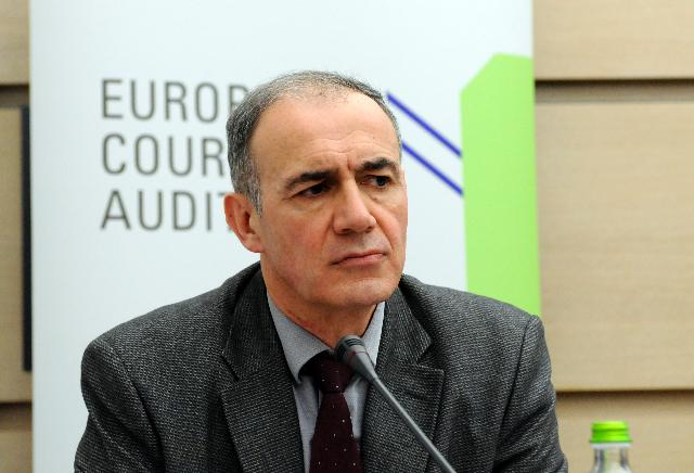 Press conference by Lazaros S. Lazarou, Member of the European Court of Auditors, on the special report on whether EU measures contributed to adapting the capacity of EU fishing fleets to available fishing opportunities