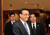 Visit of Li Keqiang, Chinese First Vice-Prime Minister, to the EC