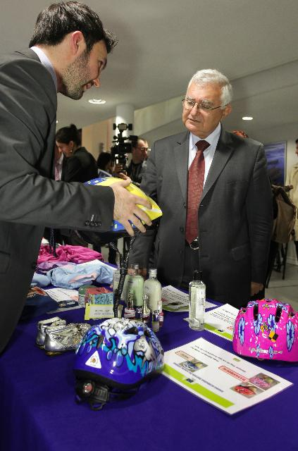 Press conference by John Dalli, Member of the EC, following the publication of the annual RAPEX Report 2011