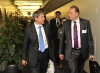 Visit of Vasile Bumacov, Moldovan Minister for Agriculture and Food Industry, to the EC