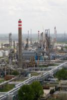 The Duna oil refinery in Hungary