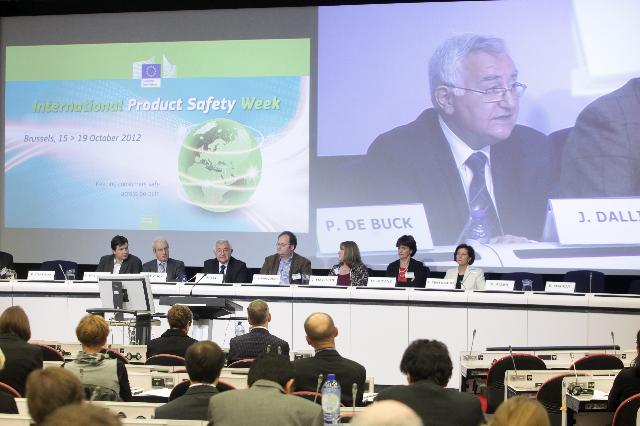 Participation of John Dalli, Member of the EC, at the 6th annual meeting of the ICPHSO