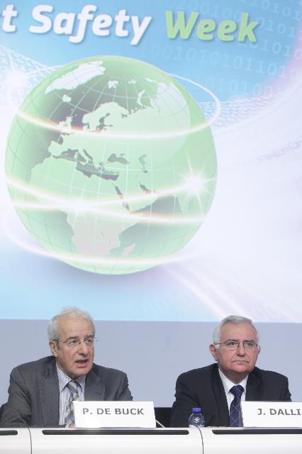 Participation de John Dalli, membre de la CE, à la 6e réunion annuelle de l'ICPHSO