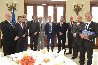 Visit of Karel De Gucht, Member of the EC, to Peru