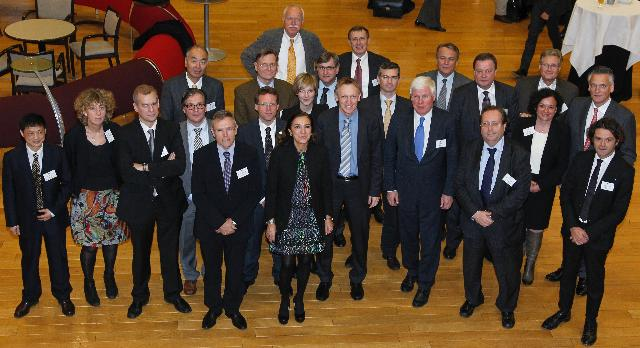 Participation of Janez Potočnik, Member of the EC, at the meeting of the European Innovation Partnership Steering Group on water