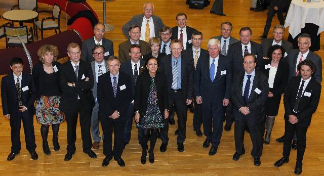 Participation de Janez Potočnik, membre de la CE, à la réunion du comité de direction du Partenariat d'innovation européen dans le domaine de l'eau