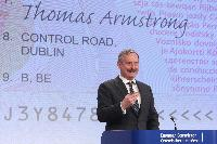 Press conference by Siim Kallas, Vice-President of the EC, on the new European driving licence