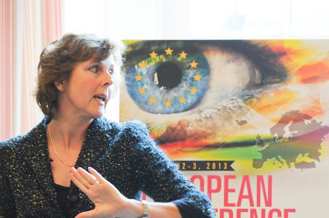 Participation of Connie Hedegaard, Member of the EC, at the