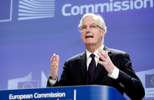 Press conference by Michel Barnier, Member of the EC, on the Green Paper on long term financing of the European economy