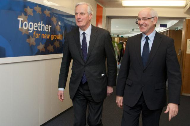 Visit of Thierry Repentin, French Minister Delegate for European Affairs, to the EC