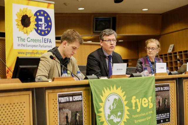 Participation of László Andor, Member of the EC, at the 'Youth in Crisis' Conference