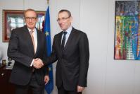 Visit of Bob Carr, Australian Minister for Foreign Affairs, to the EC