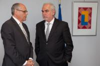 Visit of Louis Grech, Maltese Deputy Prime Minister and Minister for European Affairs, and Edward Scicluna, Maltese Minister for Finance, to the EC