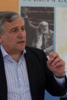 Citizens' Dialogue in Ventotene with Antonio Tajani