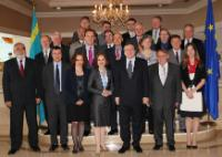 Visit of José Manuel Barroso, President of the EC, to Kazakhstan