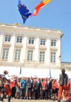 Participation of José Manuel Barroso, President of the EC, in the celebration of the Belgian National Day and Abdication of Albert II, King of the Belgians