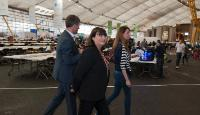 Participation of Máire Geoghegan-Quinn, Member of the EC, at the Campus Party, organised in London