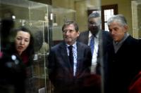 Visit by Johannes Hahn, Member of the EC, to Greece