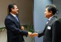 Visit of Jin-Haeng Chung, President of Hyundai Motor Company, to the EC