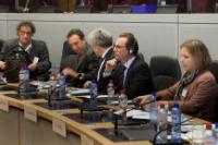 Visit of a delegation of the Foreign Affairs Committee of the National Council of the Swiss Parliament to the EC
