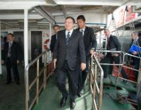 Visit of José Manuel Barroso, President of the EC, to Hong Kong and  Macao