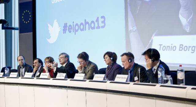 Participation de Tonio Borg, membre de la CE, à la conférence 'Le partenariat européen de l'innovation sur le vieillissement actif et en bonne santé'